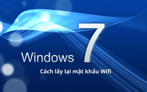 cách lấy mật khẩu wifi