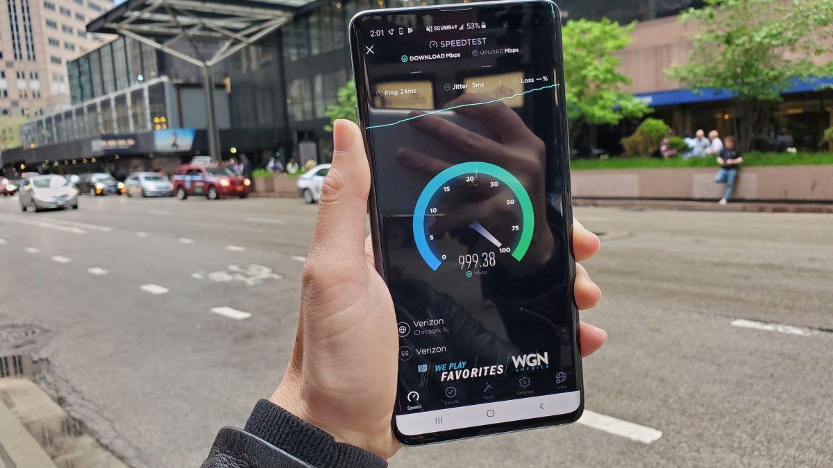 Cách Kiểm tra, đo và test tốc độ mạng tốc độ mạng trên Điện thoại