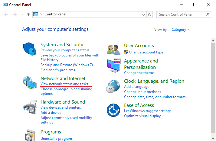 Cach kiem tra dia chi IP default gateway 3