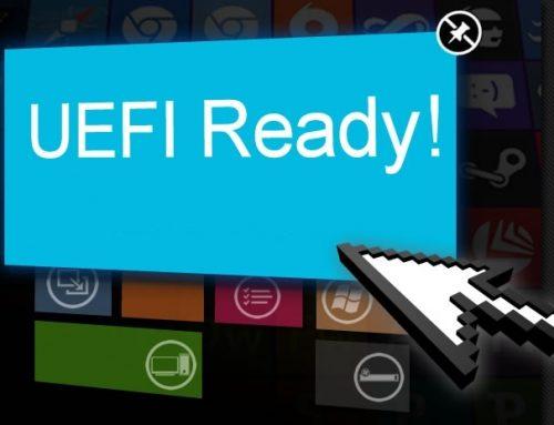 Chuẩn UEFI là gì? Cách kiểm tra máy tính có hỗ trợ UEFI hay không