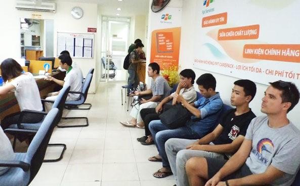 Phòng giao dịch FPT Biên Hòa làm việc tất cả các ngày trong tuần