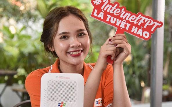 Lắp mạng internet FPT tại Daklak là lựa chọn hàng đầu