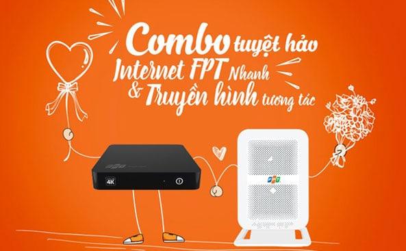 Khuyến mãi lắp mạng FPT Bắc Giang