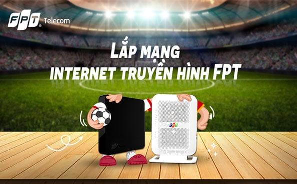 Khuyến mãi lắp mạng FPT Hưng Yên