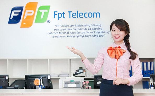 Lắp mạng FPT Thái Bình là lựa chọn của nhiều khách hàng