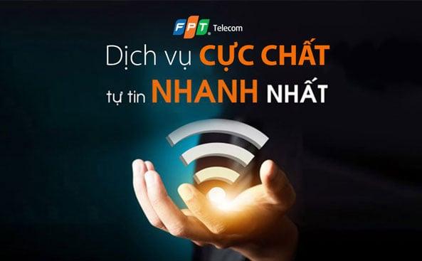 Lắp mạng Cáp quang FPT Đà Nẵng có nhiều ưu điểm
