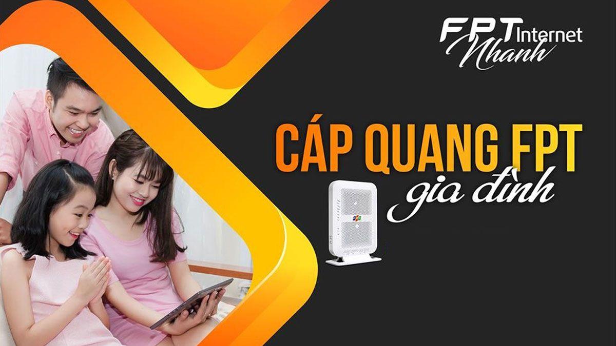 Lắp mạng FPT Thanh Xuân