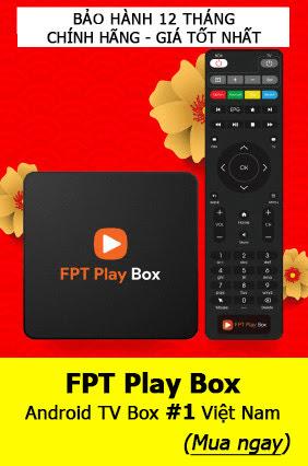Khuyến mãi FPT Play Box