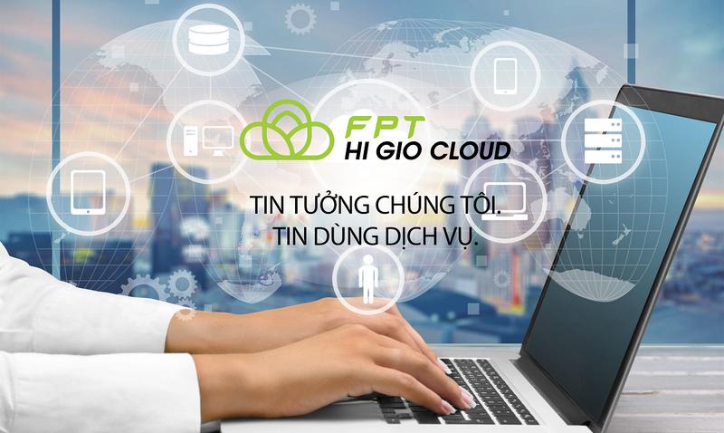 FPT HI GIO CLOUD được phát triển bởi FPT Telecom và Internet Initiative Japan