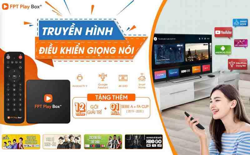 FPT Play BOX là một trong các sản phẩm của FPT Telecom cực hot hiện nay