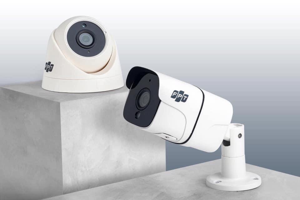FPT cung cấp dịch vụ Camera tính năng bảo mật cao