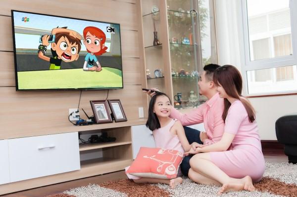 Dịch vụ truyền hình của FPT Telecom