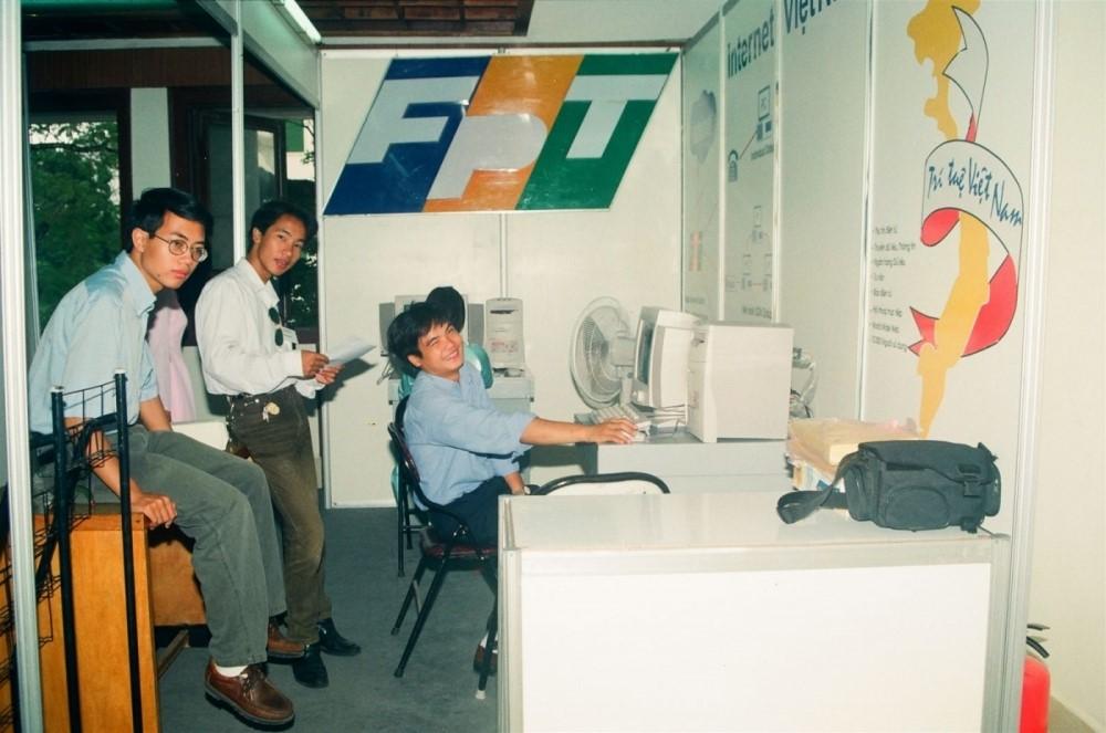 FPT Telecom những ngày đầu thành lập
