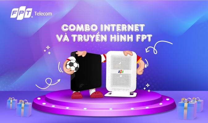 Lắp mạng FPT Bắc Ninh khách hàng sẽ được tặng Modem Wifi + Đầu thu HD