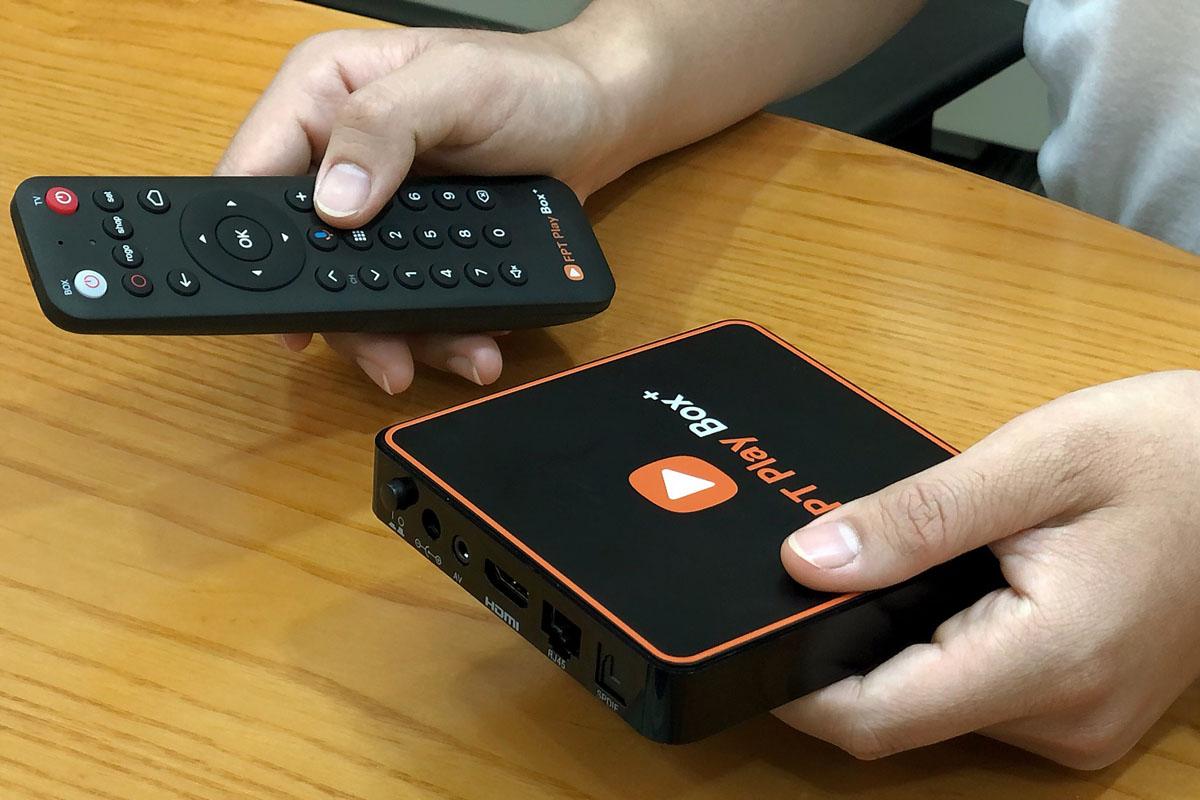 Phiên bản FPT Play Box+ S550 mới nhất 2021