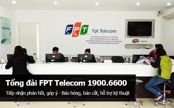 Tổng đài FPT Telecom giải đáp mọi thắc mắc của khách hàng