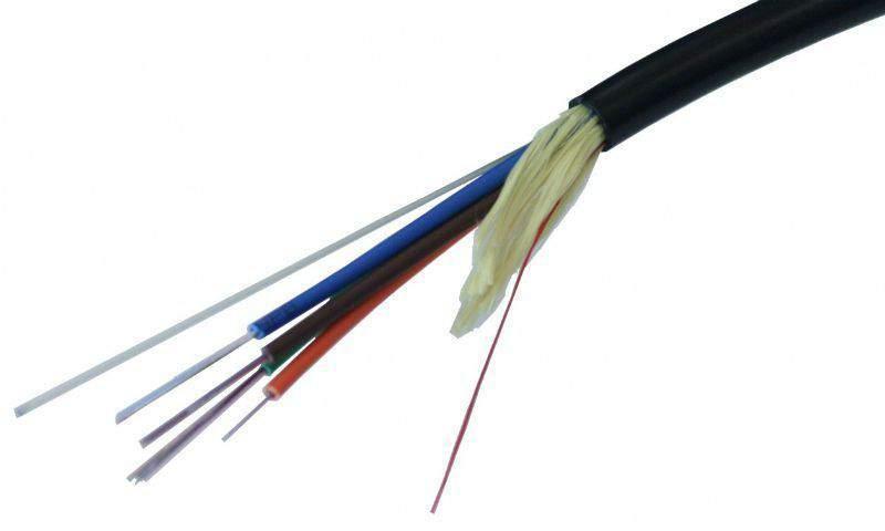 Đây là cáp quang Multimode