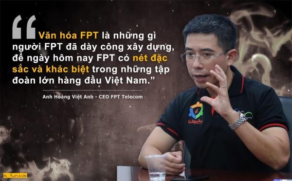 Văn hóa FPT có màu sắc riêng và nét đặc trưng khác biệt