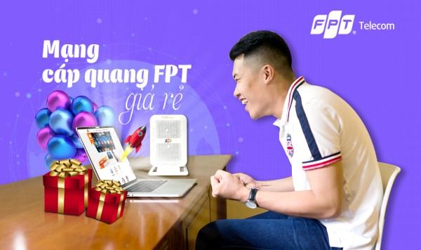 Lắp mạng FPT Khánh Hòa với nhiều gới cước giá rẻ hấp dẫn