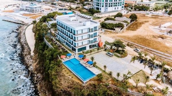 Ly Son Pearl Island Hotel and Resort - cung cấp wifi miễn phí cho khách hàng
