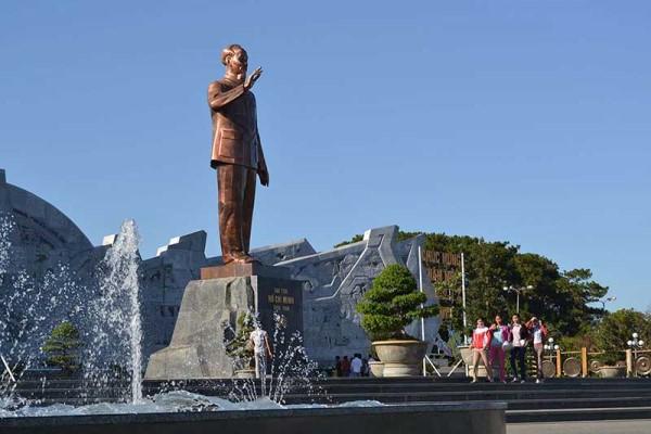 Quảng trường Đại Đoàn Kết - Địa điểm phát wifi miễn phí cho du khách