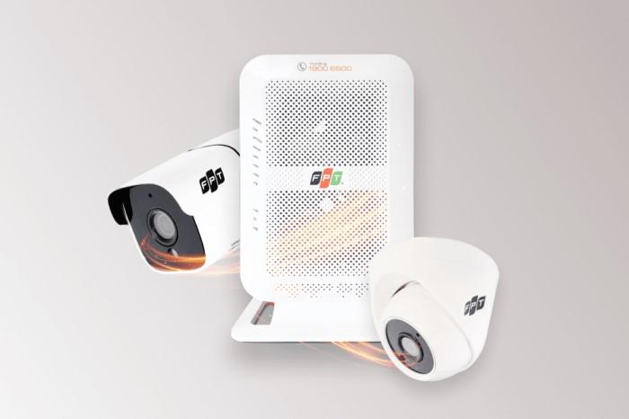 Đăng ký mạng FPT tất các các dịch vụ internet wifi, truyền hình, camera trên 1 đường truyền