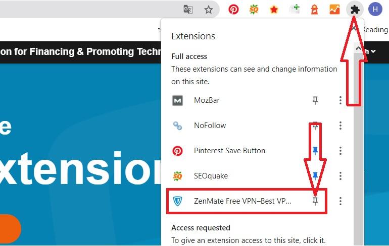 Dùng Zenmate Để Kết Nối VPN Tăng Tốc Độ Internet Quốc Tế