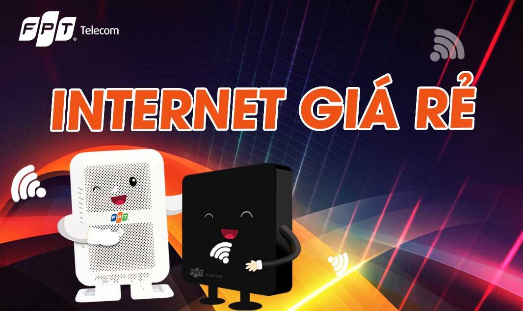 Lắp mạng FPT Phú Thọ trọn gói chỉ từ 200.000đ/tháng, miễn phí Modem Wifi