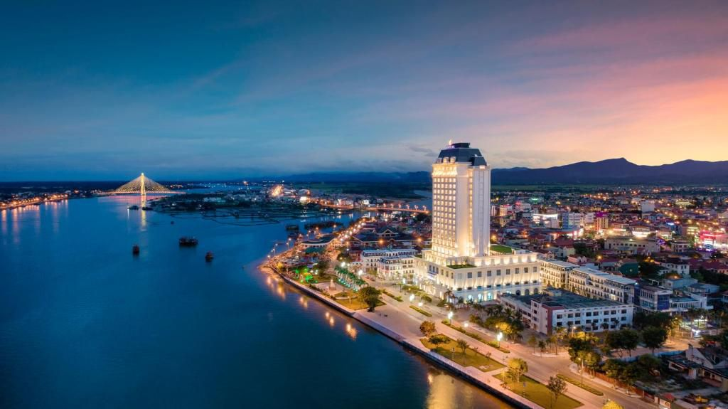 Vinpearl Hotel Quang Binh - nơi checkin tuyệt vời có cung cấp wifi miễn phí cho khách hàng