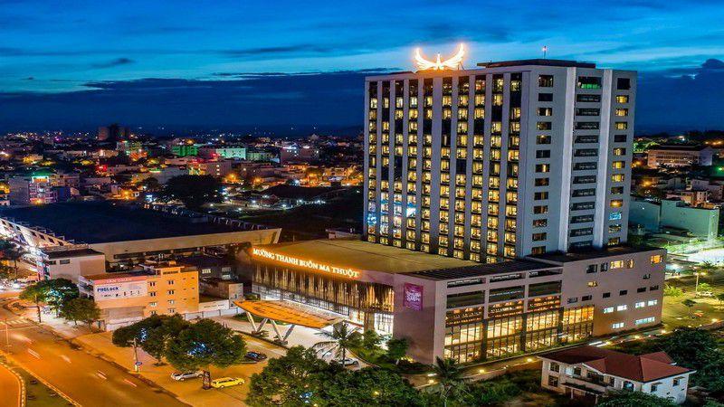 Bạn có thể truy cập wifi miễn phí tại khách sạn Mường Thanh Luxury Buôn Ma Thuột